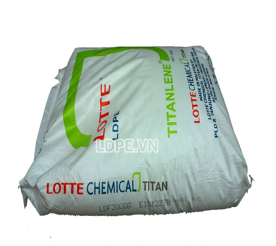 Hạt nhựa LDPE 260GG
