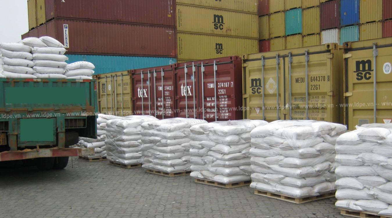 nhập khẩu hạt nhựa giá tốt