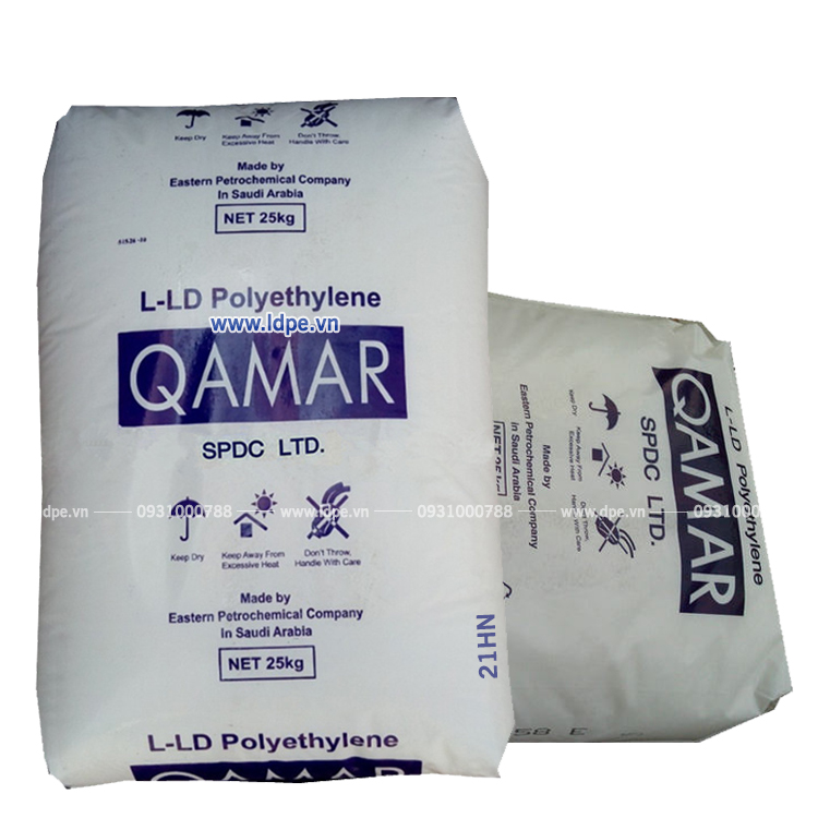 Hạt nhựa LLDPE 21HN tạo màng co