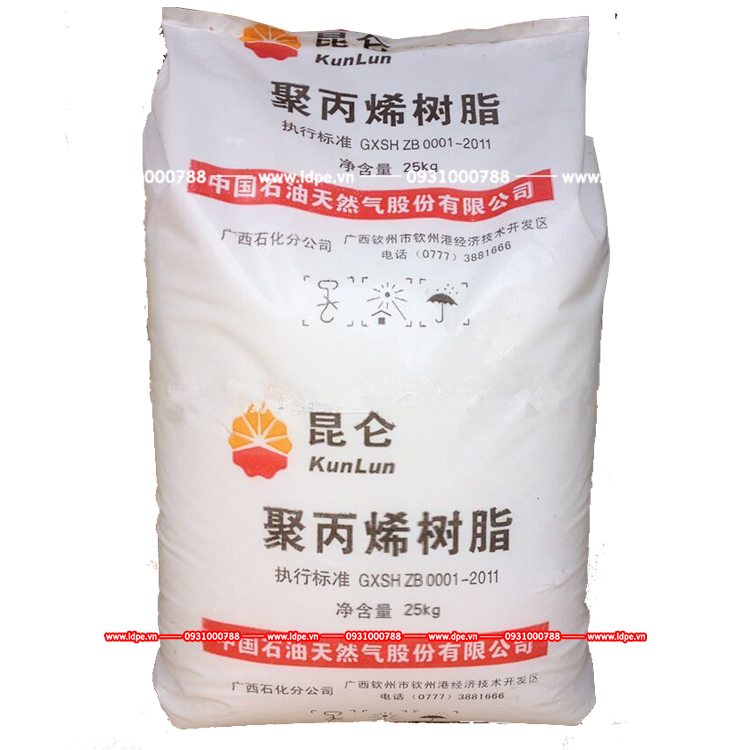 Hạt nhựa PP L5E89 nguyên sinh